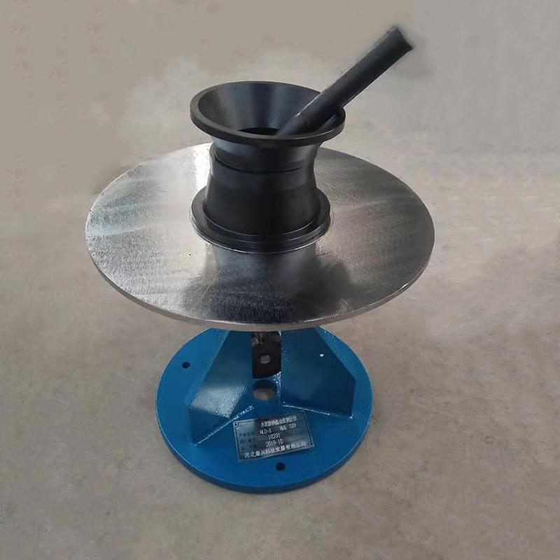 NLD-3型 水泥胶砂流动度