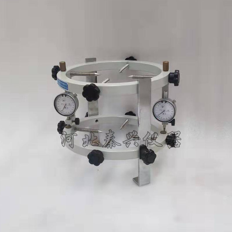 TM-ll型 混凝土弹性模量万博max官网手机登陆结构及操作程序