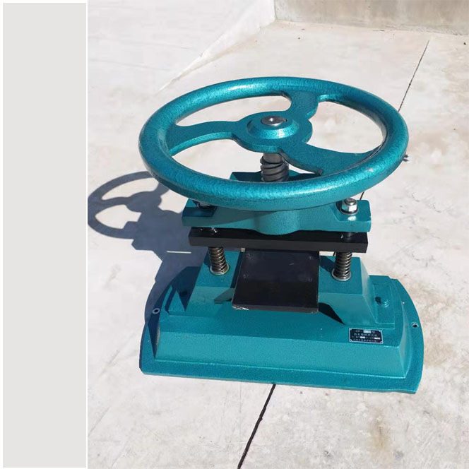 CP-50型防水卷材冲片机  橡胶塑料裁片机操作规程