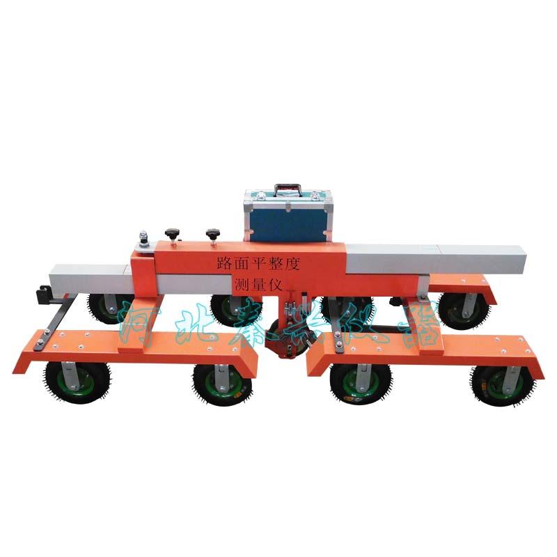 连续式八轮路面平整度测量仪 LHBP-5型